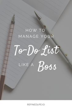 Learn how to manage your tasks effectively so you can beat the overwhelm and get more done! Be the boss of your to-do list, not its slave! Be The Boss, Bossbabe, Time Management, Productivity, I Am Awesome, Organize, Learning, Teaching, Organisation