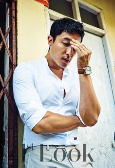 Daniel Henney - 1st Look Magazine Vol.71