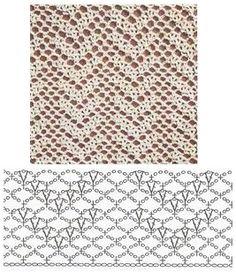 New crochet baby blanket white stitches Ideas Crochet Motifs, Crochet Diagram, Crochet Stitches Patterns, Crochet Chart, Filet Crochet, Diy Crochet, Crochet Baby, Stitch Patterns, Knitting Patterns