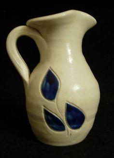 Vintage Williamsburg Pottery Jug | eBay
