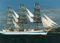 Mir, Cutty Sark Tall Ships Race 1997 by Jimmy1361, via Flickr