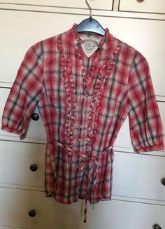 Kaufe meinen Artikel bei #Kleiderkreisel http://www.kleiderkreisel.de/damenmode/three-fourths-armlig/116865202-tolle-bluse-von-hilfiger-denim