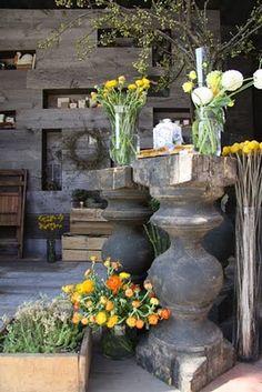 Idea for my own florist shop...