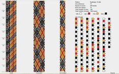 15 around tubular bead crochet rope pattern Bead Crochet Patterns, Beaded Jewelry Patterns, Peyote Patterns, Loom Patterns, Beading Patterns, Crochet Ball, Bead Crochet Rope, Beaded Crochet, Bead Jewellery