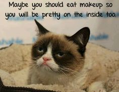 Ha! Oh gosh do I have someone who needs to do this! I guess me too since I'm saying it, lol