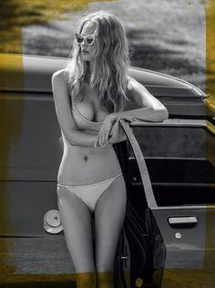 Elle Australia January 2014