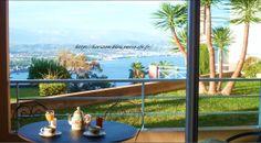 Tea time on the terrace