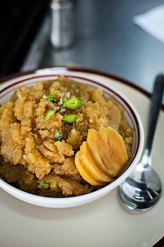 Moong Dal Halwa , that I learned from none other than Masterchef India Judge Chef Kunal Kapur. Moong dal halwa is something ...