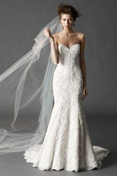 Watters Brides Vida Gown