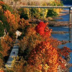 Katy Trail, Missouri