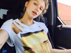 Cailin Russo Daily : Photo Cailin Russo, Peircings, Girl Crushes, Crop Tops, My Style, Daily Photo, Septum, Stone, Women
