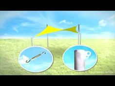 Shaded Nation: Install Your Sail Shade - DIY Fitting Guide - YouTube