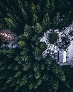 Landscape Drone Photography : Stunning Drone Photography by Tobias Hägg #inspiration #photography