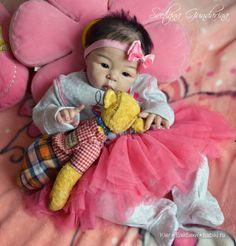 Новая малышка реборн, из мастерской Гундариной Светланы - Kler / Куклы Реборн Беби - фото, изготовление своими руками. Reborn Baby doll - оцените мастерство / Бэйбики. Куклы фото. Одежда для кукол