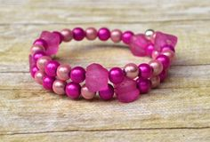 How to Make a Beaded Wrap Bracelet in 3 Simple Steps