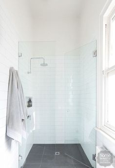 Think you need a tub to make your bathroom luxurious? These gorgeous showers will make you think again!