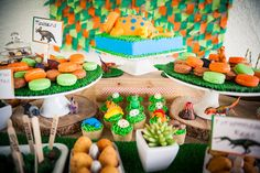 Dinosaur Party #dinosaur #party