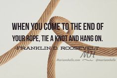 It's not always easy is it...  The main thing is not to give up! If you believe in what you do tie a knot at the end of your rope and hang on!!   @mariannhelle
