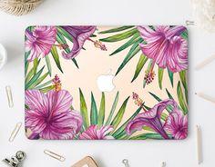 Exotic Flowers MacBook Air 11 Case MacBook Pro 13 Cover Macbook Air 11 Case, Exotic Flowers, Cases, Apple, Unique Jewelry, Handmade Gifts, Accessories, Vintage, Etsy