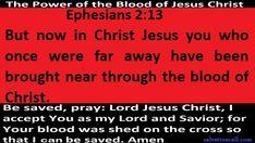 Jesus' Blood Gallery - SalvationCall