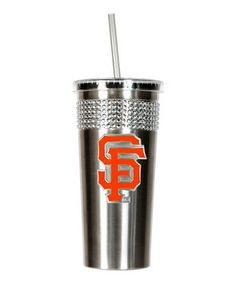 Take a look at this San Francisco Giants Stainless Steel Tumbler by Great American Products on #zulily today!