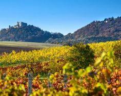 Buchlov zachycen v krásné podzimní krajině. Po příjemné procházce na hrad se…