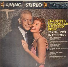 jeanette macdonald and nelson eddy in hi fi - Google Search