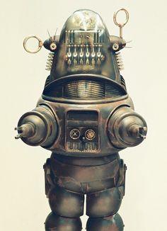 build plans robbie the robot - Google Search
