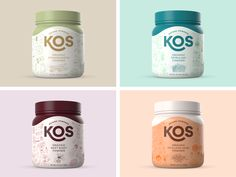 Brand and Packaging Design for a Family of Organic Plant-Based Products - World Brand Design Society Psyllium Powder, Brand Architecture, Plant Based Protein, Hemp Protein, Organic Plants, Article Design, Product Label, Packaging Design Inspiration, Superfood