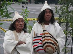Mamos Kogi We Are The World, People Of The World, Sierra Nevada, Santa Marta, Lost City, South America, Hand Weaving, Cartoon, African Men