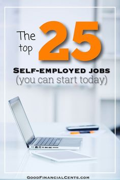 best self-employed job ideas