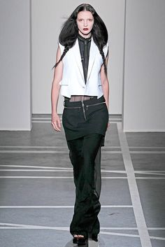 Givenchy Spring 2011 Ready-to-Wear by Riccardo Tisci