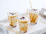 Frugal Mom Cooks: Caramel & Coconut Milk Shakes Recipe COFFEE-MATE®