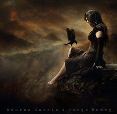 Lost in my Solitude by AndyGarcia666.deviantart.com on @deviantART