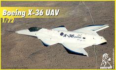 X-36 UAV