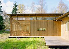 Summer House in Trosa, Private Leisure House by WRB Architects