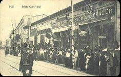 "Strada ""Cuza-Voda"", 1880, Iasi, Romania Bucharest Romania, Fire, Country, Retro, Pictures, Google, Rural Area, Rustic, Country Music"