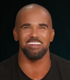 Gorgeous Black Men, Handsome Black Men, How To Look Handsome, Bold And The Beautiful, Pretty Men, Beautiful Men, Handsome Man, Shemar Moore Shirtless, Sherman Moore