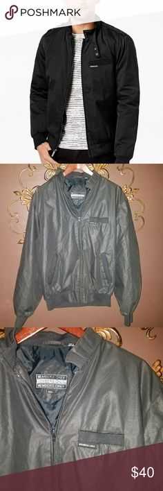 Vintage Members Only Jacket Vintage Members Only Jacket size 42L  Mint condition  Charcoal black   ♡♡♡ Please visit my closet for more great clothing and accessories by this designer and others. All items are inspected for damage/staining before listing and shipping♡♡ and all items are shipped swiftly and with care.  I'm here to answer any question you may have! I'm a Posh Ambassador and Top Rated Seller ♡♡♡  I ♡ Offers and Bundle Deals!   Thanks for looking... ~Bluebirds Closet Members Only…