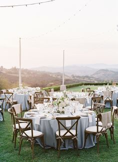 Photography : Jose Villa Photography   Wedding Planner : Brooke Keegan Weddings And Events   Wedding Dress : Monique Lhuillier   Venue : Cal-a-Vie Health Spa Read More on SMP: http://www.stylemepretty.com/2014/07/17/al-fresco-elegance-at-cal-a-vie/