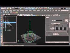 Maya Rigging - How To Make a Really Flexible Ribbon Rig 2/3
