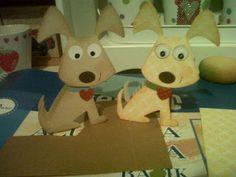Crafts U Love Sizzix dog
