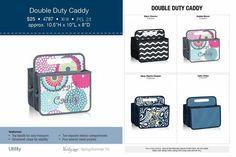 New Double Duty Caddy!!! Love It!!!