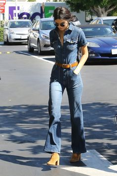 September 25, 2015 - Kendall Jenner out in West Hollywood