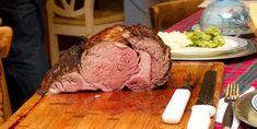 Prime Rib, Mets, Steak, Food Ideas, Garlic Butter, Roti Recipe, Meatloaf, Beef Fillet, Favorite Recipes