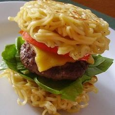 Ramen Burger - Allrecipes.com