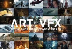 What was the best of #VFX in 2016 and the expectations for 2017? Read the answers from the artists that were on #ArtofVFX last year: http://www.artofvfx.com/best-of-2016-and-the-expectations-for-2017/