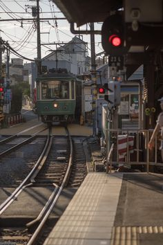 Japan: Taking the train in Kamakura