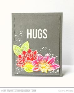 Did you grab your early release Fancy Flowers Card Kit  yet? It's a gorgeous kit   that will have you creating tons of floral projec...
