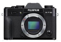 Fujifilm X-T10 Body Black Mirrorless Digital Camera Fujifilm http://www.amazon.com/dp/B00X7QTTKG/ref=cm_sw_r_pi_dp_iw-Vvb1DN53GY